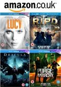 Amazon.co.uk: 2 Blu-rays für 14€ (£10) & weitere neue Aktionen