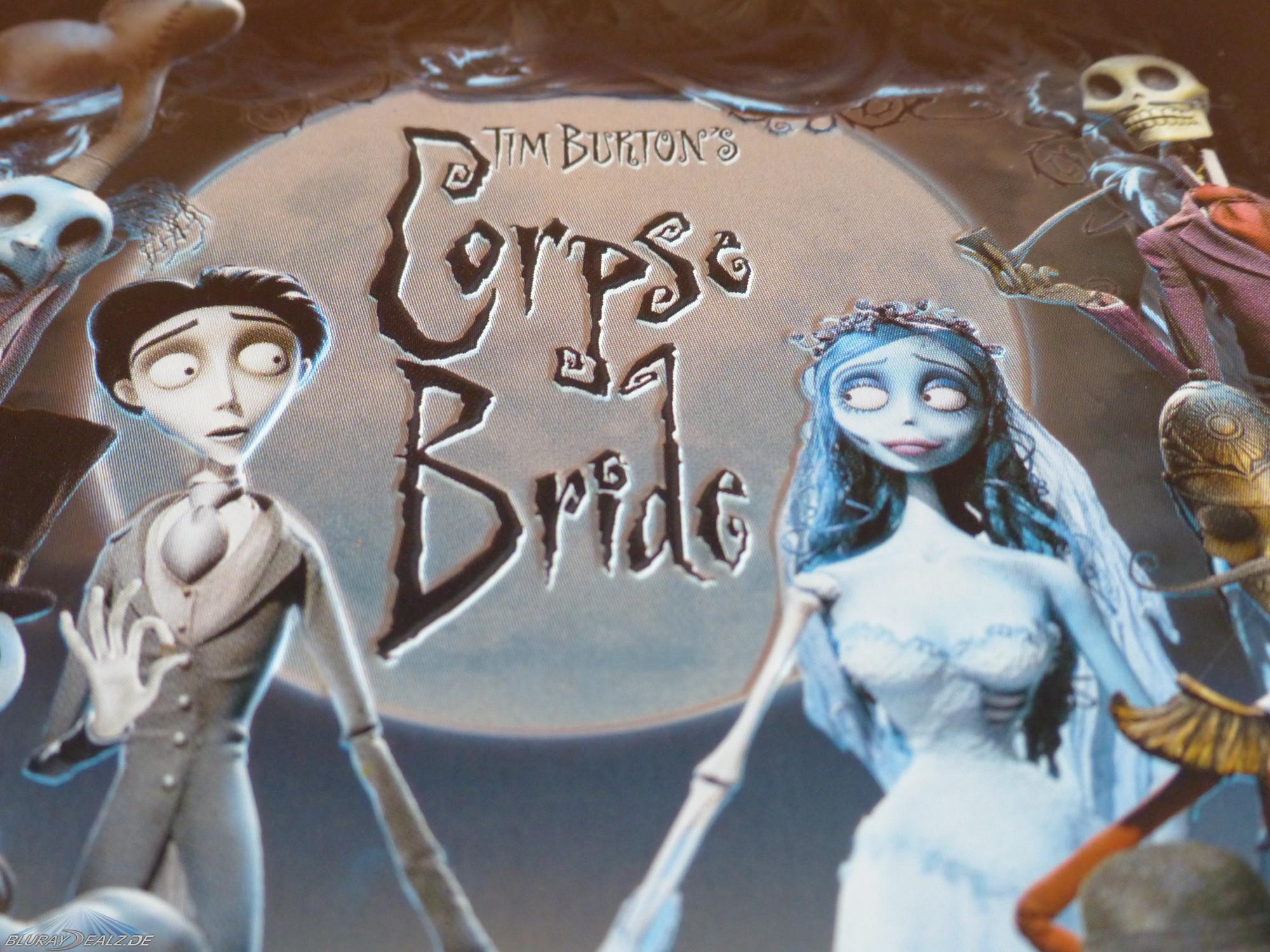 Summary of corpse bride