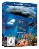 Media-Dealer.de: Live Shopping – IMAX: 3D-Box (Delfine und Wale, Haie, Weltwunder der Ozeane) [3D Blu-ray] für 14,90€ + VSK