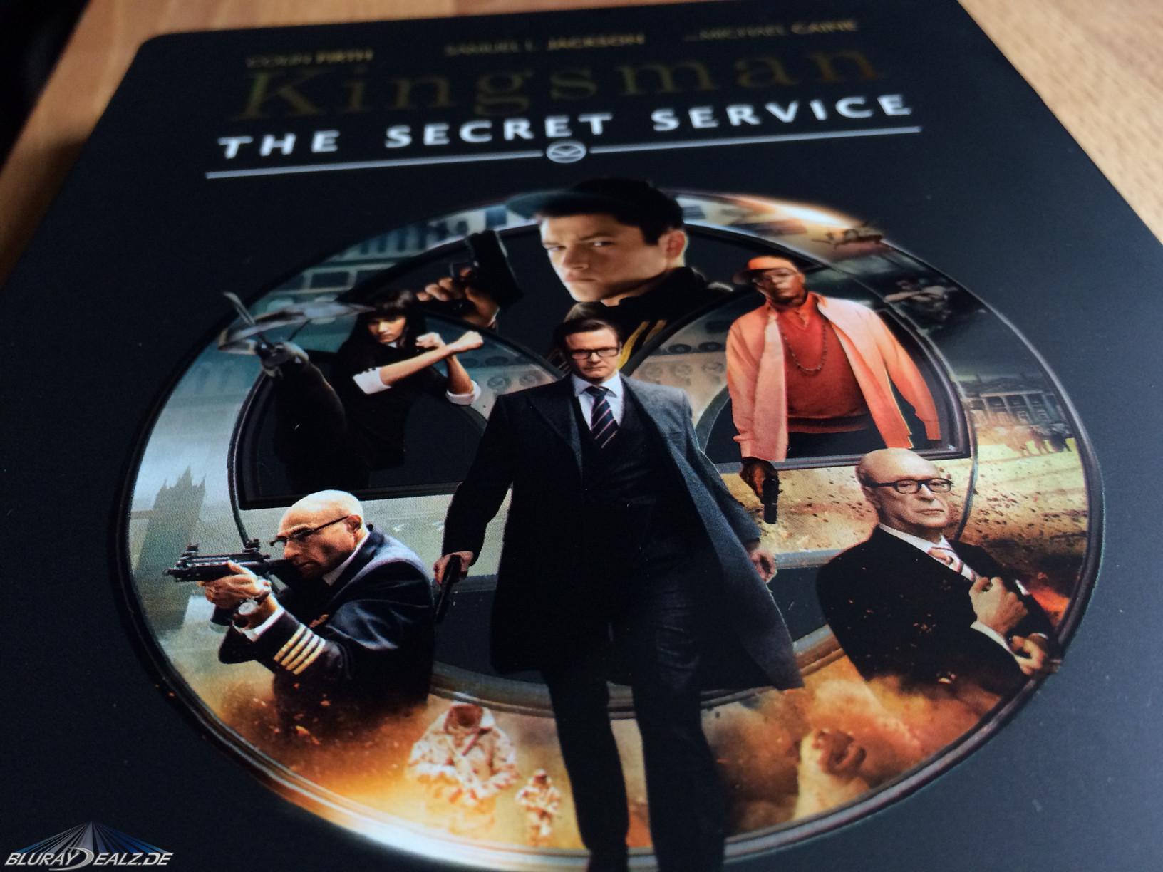 kingsman the secret service book pdf