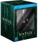 Amazon.de: Matrix Trilogie (Collector's Edition inkl. Steelbook und Sammlerfigur) (exklusiv bei Amazon.de) [Blu-ray] für 89,97€ inkl. VSK
