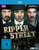 Amazon.de kontert Saturn.de: Ripper Street – Staffel 2 [Blu-ray] für 16,99€ inkl. VSK