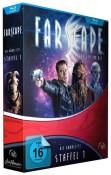 Amazon.de: Farscape – Staffeln 1, 2, 3 und 5 [Blu-ray] ab je 18,99€ + VSK