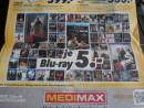 [Lokal] Medimax: Blu-rays für je 5€