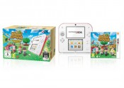 Gamestop.de: Nintendo 2DS (weiß+rot) inkl. Animal Crossing (Limited Edition) für 99,99€ inkl. VSK
