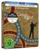 [Vorbestellung] MediaMarkt.de: James Bond Steelbooks (Blu-ray) für je 17,90€ + VSK