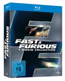 Saturn.de: Entertainment Weekend Deals u.a. Fast & Furious – 7 Movie Collection – (Blu-ray) für 19,99€ inkl. VSK