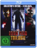 Saturn.de & Amazon.de: Iron Man Trilogie (Blu-ray) für 13,99€ + VSK