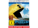[Vorbestellung] Saturn.de / MediaMarkt.de: Pixels – Lenticular Steelbook (3D / 2D) (Blu-ray 3D) für 22,99€ + VSK
