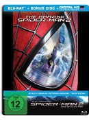Amazon.de: The Amazing Spider-Man 2: Rise of Electro (Steelbook) [Blu-ray] für 5,99€ + VSK
