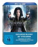 Saturn.de: Underworld Awakening 3D (Exklusiv Steelbook) [Blu-ray 3D] für 9,99€ + VSK