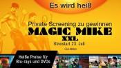 Amazon.de: Warner Sommeraktion & Magic Mike XXL Gewinnspiel (01.07. bis 23.07.15)