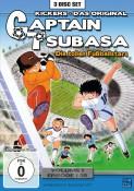 Amazon kontert Saturn.de: Captain Tsubasa – Die tollen Fußballstars – Volume 1 & 2 [DVD] für je 9,49€ + VSK