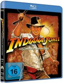 Amazon.de: Indiana Jones – The Complete Adventures [Blu-ray] für 11,89€ + VSK