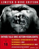 [Vorbestellung] Buecher.de: The Expendables Trilogy (Blu-ray) Uncut Steelbook für 26,99€ inkl. VSK