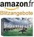 Amazon.fr: Braveheart (Limited Edition Giftset) [Blu-ray + DVD] für 24,99€ + VSK