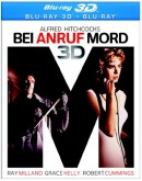 Amazon.de Warehousedeals: Alfred Hitchcocks Bei Anruf Mord [Bluray 3D] für 6,56€ + VSK