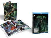 Amazon.de: Arrow Staffel 3 inkl. Comicbuch (exklusiv bei Amazon.de) [Blu-ray] für 5,92€ + VSK