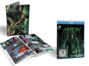Amazon.de: Arrow Staffel 3 inkl. Comicbuch (exklusiv bei Amazon.de) [Blu-ray] für 7,32€ + VSK