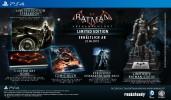 Amazon.de: Batman – Arkham Knight – Limited Edition [PS4 & Xbox One] ab 59,99€ inkl. VSK