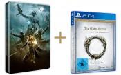 Amazon.de: The Elder Scrolls Online: Tamriel Unlimited – Steelbook Edition (exklusiv bei Amazon.de) [PS4/Xbox One] für 19,97€ + VSK