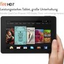 Amazon.de: Nur vom 31.08. bis 02.09.15 wieder Fire HD 7-Tablet für 79€