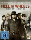 Amazon.de: Hell on Wheels – Die komplette zweite Staffel [Blu-ray] für 7,99€ + VSK