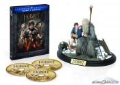 Amazon.de: Der Hobbit 3 – Die Schlacht der fünf Heere – Extended/Sammler Edition [3D Blu-ray] [Limited Edition] für 29€ inkl. VSK