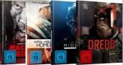 Media-Dealer.de: Live Shopping – Universum – Limited Collectors Editionen / Riddick – Homefront – Machete Kills – Dredd [Blu-ray] für 31,75€ + VSK