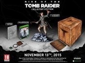 [Vorbestellung] Square-enix.com: Rise of the Tomb Raider – Collectors Edition [XBox One] für 139,99€ inkl. VSK