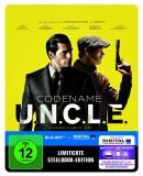 [Vorbestellung] Amazon.de: Codename U.N.C.L.E. (Steelbook) (exklusiv bei Amazon.de) [Blu-ray] [Limited Edition] für 24,99€ + VSK