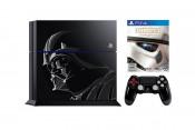 Amazon.fr: PlayStation 4 – Konsole (1TB) Star Wars Battlefront Limited Edition für 402,16€ inkl. VSK