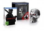 Amazon.de: Terminator – Genisys Skull & 3D Steelbook (+Blu-ray) (exklusiv bei Amazon.de) [Limited Edition] für 49,99€ + VSK