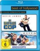 Amazon.de: Best of Hollywood 2012 – 2 Movie Collector's Pack 47 (Der Kaufhaus Cop / Kindsköpfe) [Blu-ray] für 7,99€ + VSK