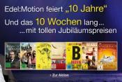 Amazon.de: Edel Motion feiert Geburtstag: DVDs und Blu-rays zum Sonderpreis