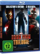 Amazon.de: Iron Man – Trilogie [Blu-ray] [Collector's Edition] für 8,69€ + VSK