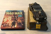 [Review] Mad Max: Fury Road Sammleredition (3D-Steelbook & Interceptor Auto-Modell)