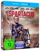 [Vorbestellung] Amazon.de: Spartacus 55th Ann. – Blu-ray Steelbook (exklusiv bei Amazon.de) [Limited Edition] für 14,99€ + VSK