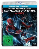 Amazon.de: The Amazing Spider-Man und The Amazing Spider-Man 2 – Rise of Electro[Blu-ray 3D + Blu-ray] für je 9,99€ + VSK