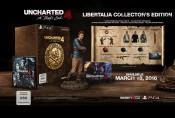 [Vorbestellung] Amazon.de: Uncharted 4 – A Thief's End – Libertalia Collector's Edition – [PlayStation 4] für 150,77€