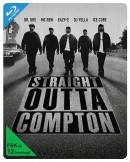 [Vorbestellung] Amazon.de: Straight Outta Compton – Steelbook [Blu-ray] [Limited Edition] für 24,99€ + VSK