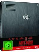 Mueller.de: Ant-Man 3D Steelbook [Blu-ray] für 16,99€
