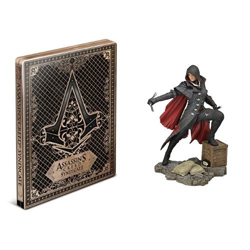 assassins creed syndicate special edition inkl. Black Bedroom Furniture Sets. Home Design Ideas