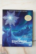 [Review] Die Eiskönigin – Völlig unverfroren – Digibook (Limited Collector's 3D Blu-ray Edition)