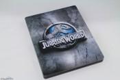 [Fotos] Jurassic World (Steelbook)
