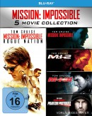 Amazon.de: Mission Impossible 1-5 Box [Blu-ray] für 15,99€ + VSK