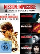 Amazon.de: Mission Impossible 1-5 Box [Blu-ray] für 14,57€ + VSK