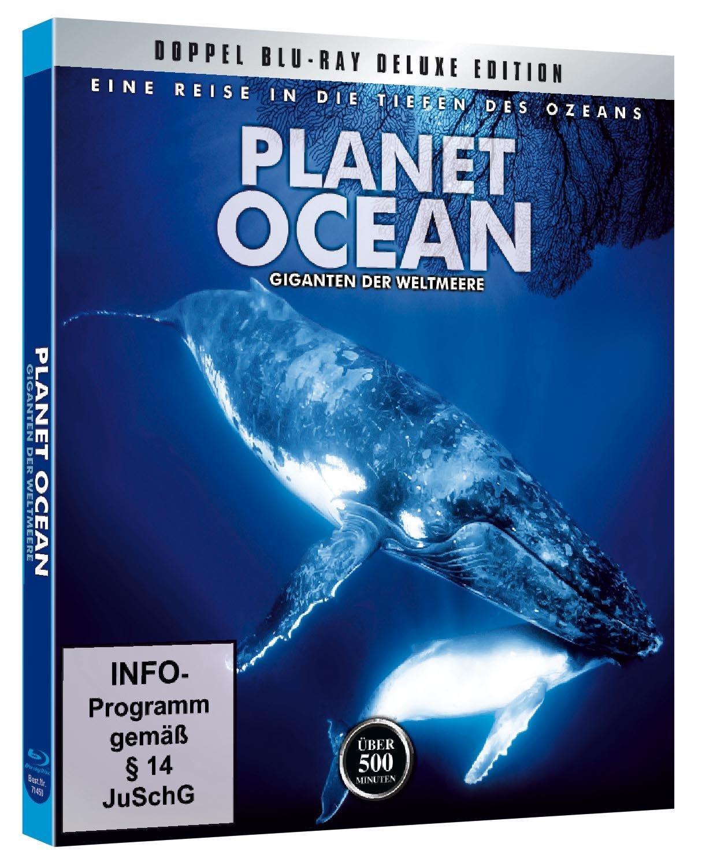 planet ocean giganten der weltmeere 2 bds im 3d schuber. Black Bedroom Furniture Sets. Home Design Ideas