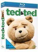Amazon.de: Ted 1&2 Box [Blu-ray] für 12,99€ + VSK
