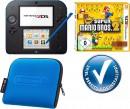 Otto.de: Nintendo 2DS – Konsole (Black) + New Super Mario Bros. 2 + Tasche inkl. 3 Jahren Garantie für 99,99€ + VSK